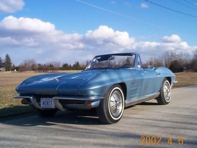 1964 Corvette Photo